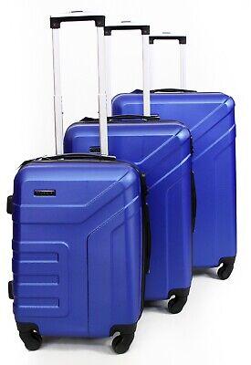 Reisekoffer 1509 Koffer Trolley Hartschalenkoffer Handgepäck M L X Set 8