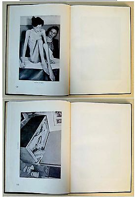 1946 Palestine HOLOCAUST Atrocities JEWISH PHOTO BOOK Israel JUDAICA Hebrew RARE 4