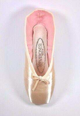 Chacott Veronese II European Pink Pointe Shoes
