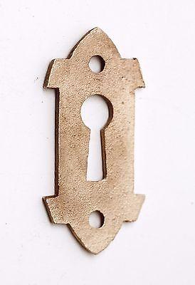 Aesthetic Polished Bronze Keyhole Cover 2