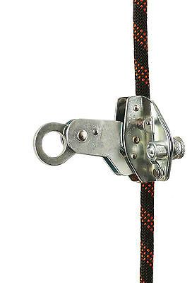TOP 3-Punkt Auffangsystem Set 4in1 Auffanggurt Fallschutz Absturzsicherung EN361 4