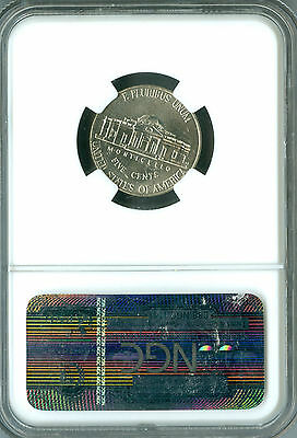 2006-D JEFFERSON NICKEL NGC MS66 6FS 2ND FINEST BUSINESS STRIKE *