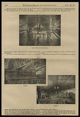 Historisches Dokument von 1904 Die Aktien-Bierbrauerei zu Essen an der Ruhr 5