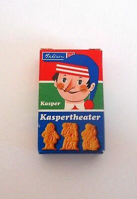 Sortiment Pappschachteln für Kaufmannsladen Bahlsenkeks Zoo Kasper Kaspertheater 3