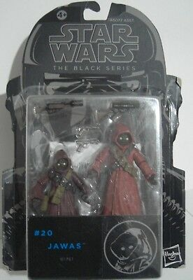 "Disney Star Wars  Hasbro 3.75"" Black Series Action Figures Force Awakens Rebel 2"