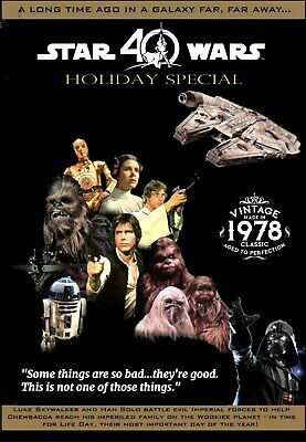 Star Wars Holiday Special [2-DVD-HQ]  40th Anniversary Edition w/Bonus features 2