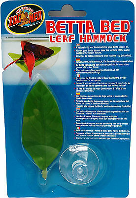 Betta Bed Leaf Hammock For Fish 3