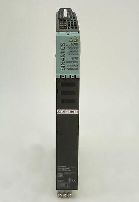 10911 Siemens Sinamics Double Motor Module 6Sl3120-2Te13-0Aa3 2