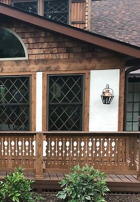 (Sample Or Quantity) Second Empire Cedar Porch Or Deck Balusters (Flat Sawn) 2
