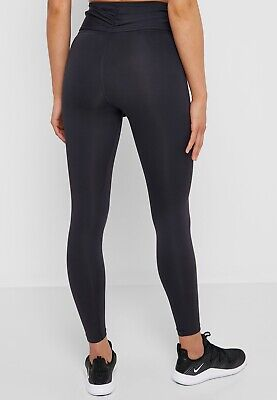 Women's Nike Leggings Sculpt Victory Running Yoga Gym Pilates Size Extra Small 7