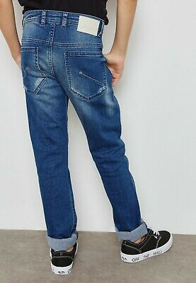 John Galliano £155 Boys Denim Jeans Age 12 BNWT would also fit a uk 6-8 28W 30L 2