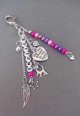 Loss of cat, key/bag charm, personalised free 2