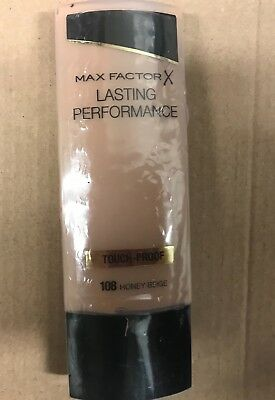 Max factor Lasting performance Foundation/ sealed/35 ml  (Choose Your shade ) 7