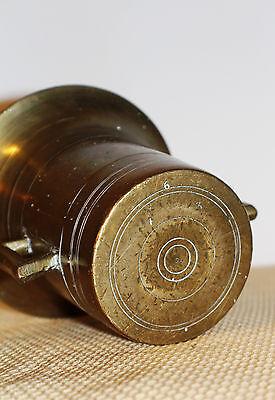 Mörser Schlegel Stössel antik Pistill Küche Pulver Deko Tabletten #6252 5