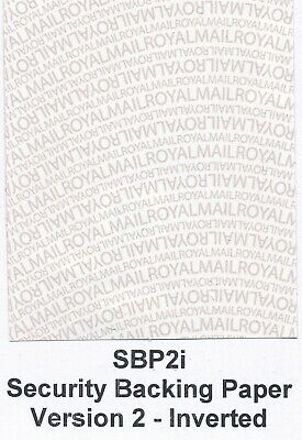 "2020 ""M19L"" - 50p Slate Grey MACHIN on SBP2i - Single Stamp fm Counter Sheet 2"