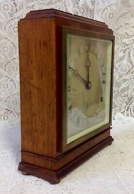 Antique Clock By Morath Bros. Liverpool, Elliot Clock. Made In England. Working 2