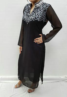 Ladies New Beautiful Kurta Kurti Tunic Pakistani Indian Dress Shalwar Kameez 5
