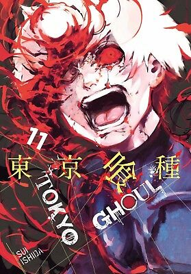 Sui Ishida Collection Volume (11-14) Tokyo Ghoul Series 4 Books Pack Set NEW UK