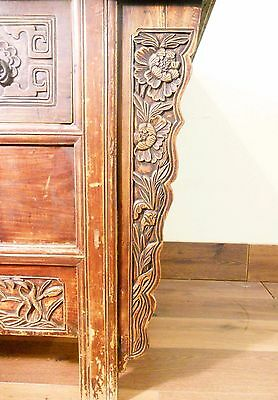 "Antique Chinese ""Butterfly"" Coffer (5626), Circa 1800-1849 7"