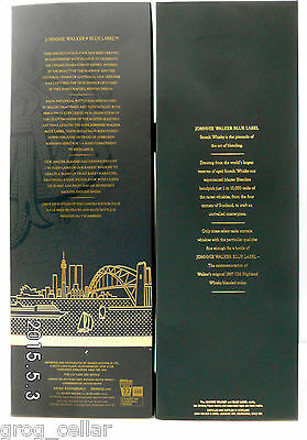 "Johnnie Walker ""sydney"" Skyline The Ultimate- Low Bottle No-008 Wow!!! 8"