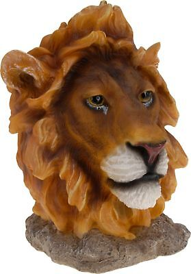 Large Wall Mount Hang Animal Head Ornament Decoration Realistic Display Resin 8
