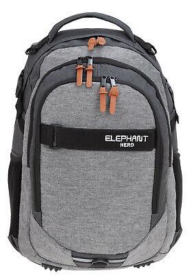 4T Set Schulrucksack Rucksack Elephant Hero Signature Jungen Mädchen 12723 rbmf