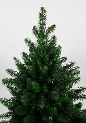 Nordmanntanne Weihnachtsbaum.Nordmanntanne 210cm Künstlicher Weihnachtsbaum Tannenbaum Kunststoff Spritzguss