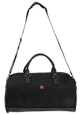 Reisetasche NEW BAGS DUFFLE 54 cm Nylon Sporttasche Reise Tasche Weekender BLACK