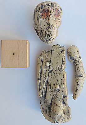Paleolithic figurine of man (Marionette) - cast of resin 6