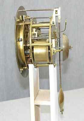 Huge 1869 Victorian Clock, 14-day Marti Movement, Visible Brocot Escapement 11