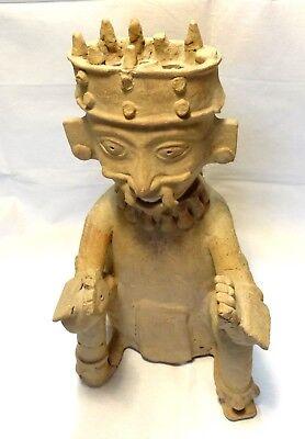 Very Large Figure Veracruz - Pre-columbian 500 ad - Ancient Remojadas Figure 7