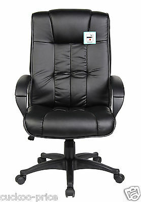 New Swivel Executive Office Furniture Computer Desk Office Chair in PU Leather 5