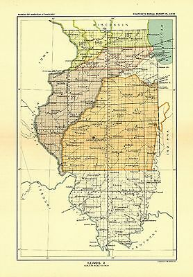 Atlas of Indian Land Cessions In the United States  CD B91