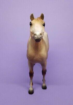 BREYER HORSE TOY MODEL 923-1:12 SCALE GREY ARABIAN ARAB NEW IN BOX