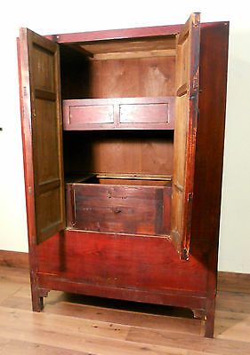 Antique Chinese Cabinet (5133) Wedding Cabinet 2