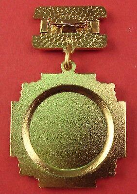 Russian Soviet CHERNOBYL LIQUIDATOR MEDAL Orig. USSR award Atomic Disaster badge 3