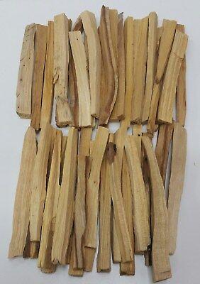 Palo Santo(Bursera Graveolens)Holly Stick 25 PCS Original From Amazons Peru! 3