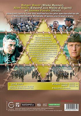 Dvd Les Rescapes De Sobibor Neuf 2