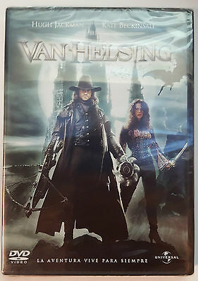 Pelicula Dvd Van Helsing Precintada 2