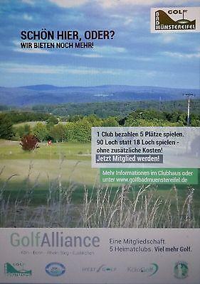 Golf Probemitgliedschaft für PE-Absolventen für 1 Monat bei Köln, Driver