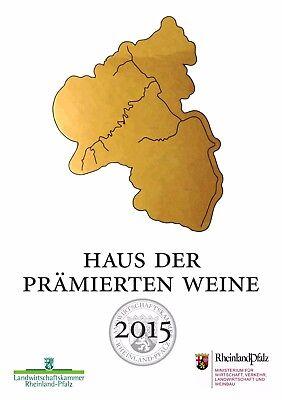 Weingut Kraus: 18 Fl. 1 l Probierpaket Weißweinprobe Nr 7 2