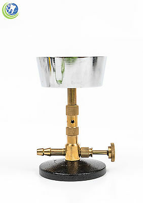 Buffalo Bunsen Burner 5U Natural Gas Only With Recycle Wax Cup