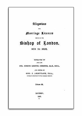 610 London Genealogy History Books on 3x DVD Local Parish Registers Middlesex B0 2