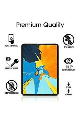 3x Tempered GLASS Screen Protector For iPad 9.7 2 Mini 4 Pro Air 3rd 4th 5th 6th 3