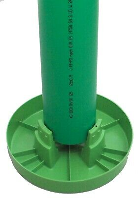 Rückspüldüse und  Zulauftopf D=110mm Regenwasserfilter F-100XL plus Skimmer