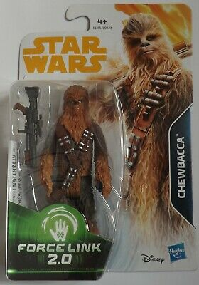 """Star Wars FORCE LINK 3.75"""", C-3P0, Luke, Kylo Ren, Rey, Obi-Wan Kenobi, Yoda. 10"""