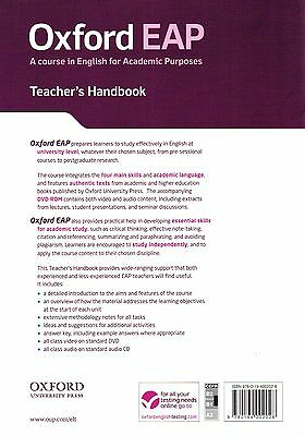 Oxford eap intermediate b1 teacher book w dvd audio cd academic 1 of 2free shipping oxford eap intermediate b1 teacher book w dvd audio cd academic english fandeluxe Images