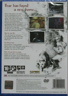 Haunting Ground For PAL PS2 (New & Sealed) 2