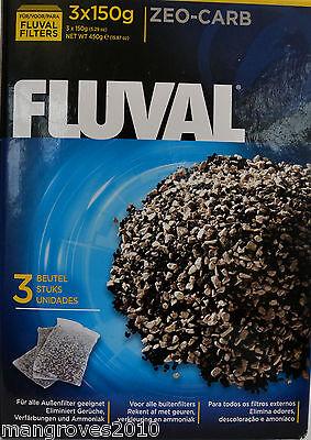 Fluval Zeo-Carb 450g 2