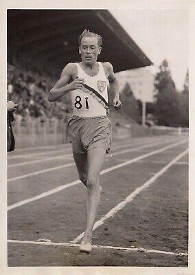 Athletisme, Rochard 4 Photos argentiques 1938/42/ ©Photoreportage Trampus 5